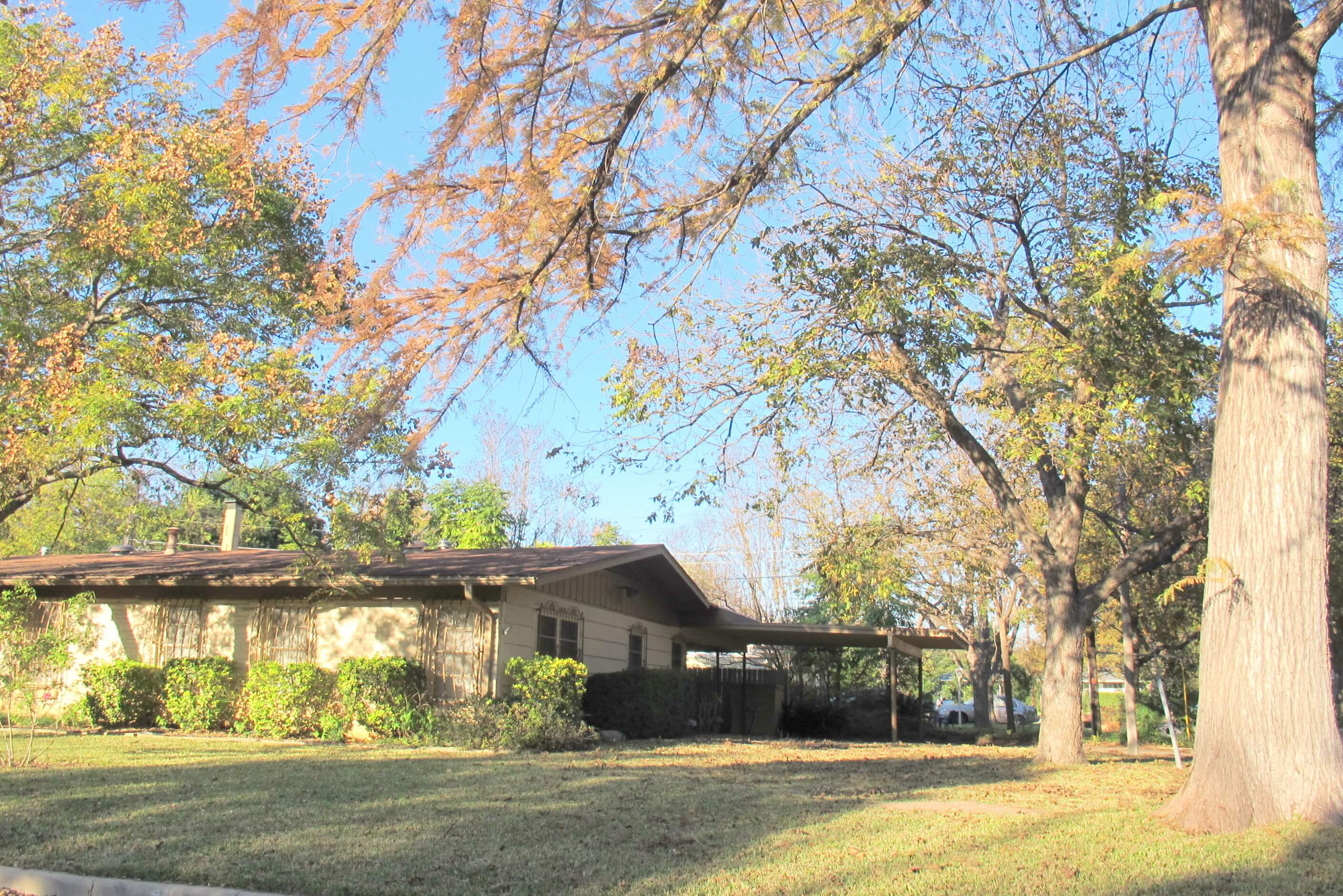 Sold 612 East 48th Street Austin Tx 78751 Texas