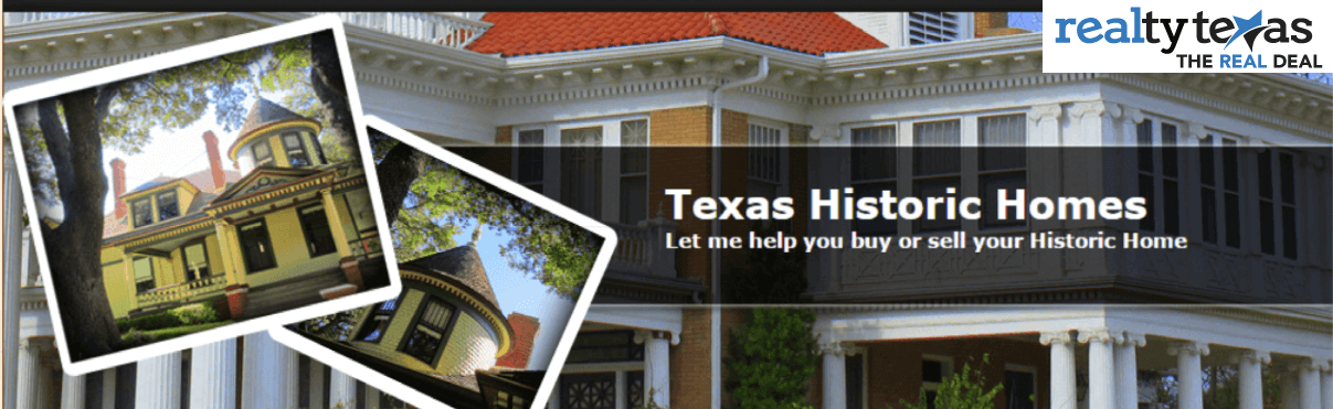 Texas Historic Homes