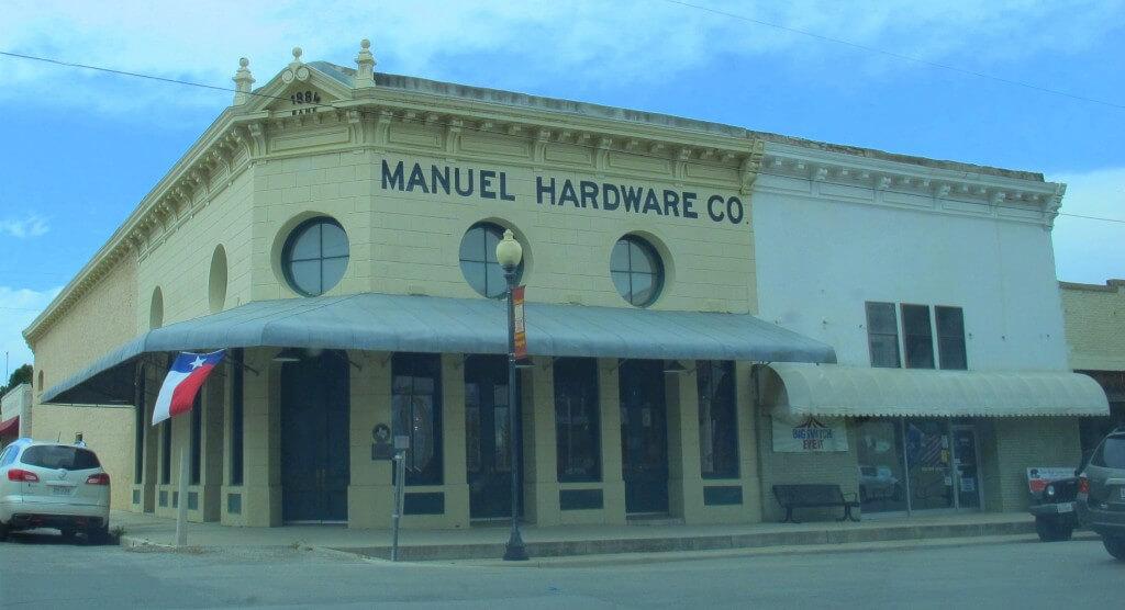 Manuel Hardware In Lampasas Texas Texas Historic Homes